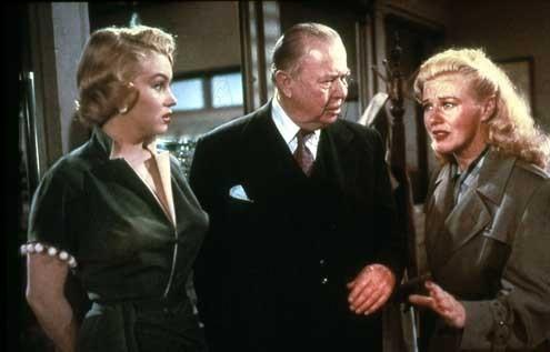 Liebling, ich werde jünger : Bild Charles Coburn, Ginger Rogers, Howard Hawks, Marilyn Monroe