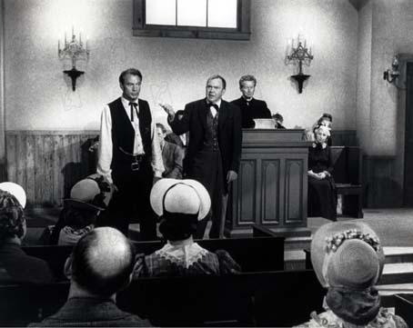 12 Uhr mittags : Bild Fred Zinnemann, Gary Cooper