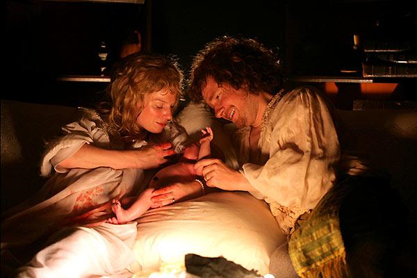 Nightwatching - Das Rembrandt-Komplott : Bild Eva Birthistle, Martin Freeman, Peter Greenaway