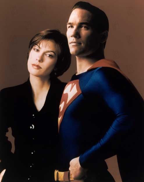 Superman - Die Abenteuer von Lois & Clark : Bild Dean Cain, Deborah Joy LeVine, Joe Shuster, Teri Hatcher