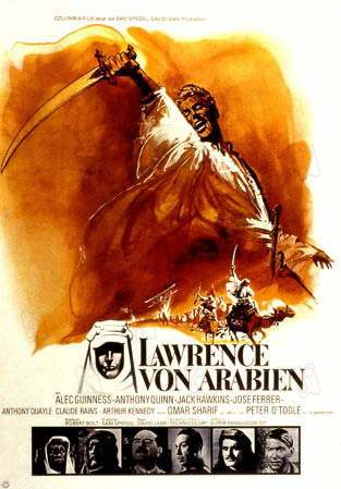 Lawrence von Arabien: Peter O'Toole