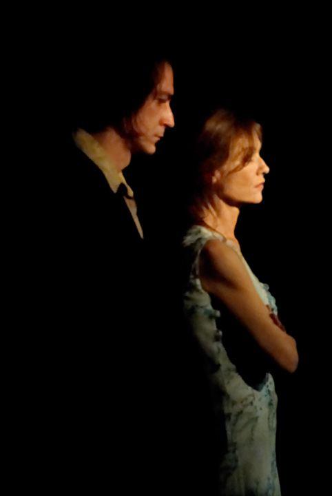 Bild Isabelle Huppert, Tommaso Ragno, Tonino De Bernardi