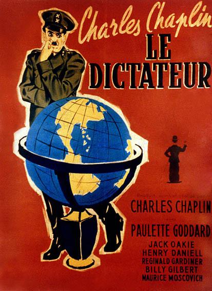 Der große Diktator: Jack Oakie, Paulette Goddard, Charles Chaplin