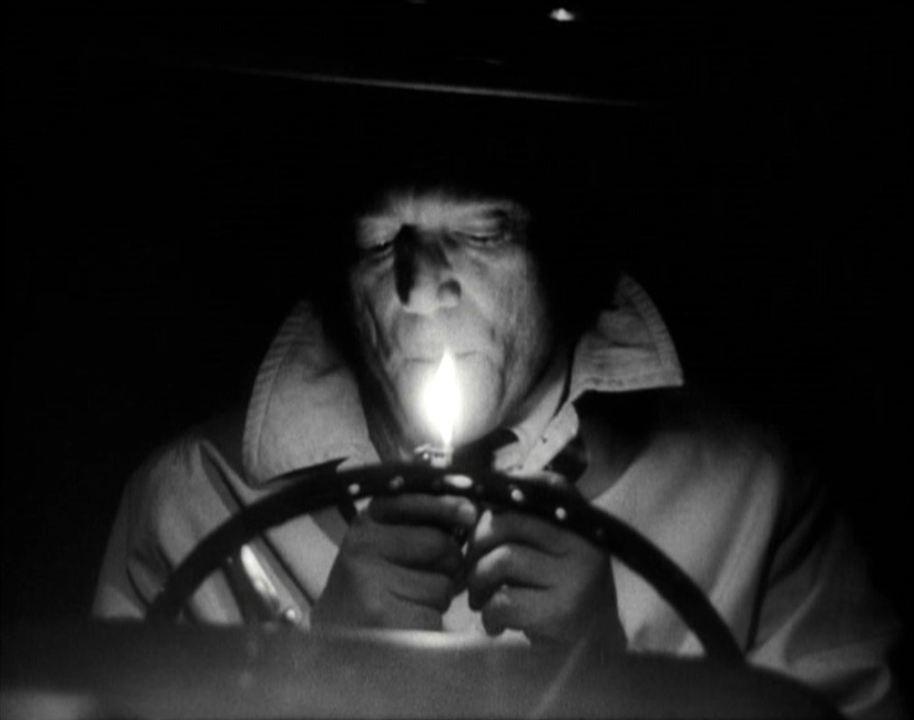 Lemmy Caution gegen Alpha 60 : Bild Eddie Constantine