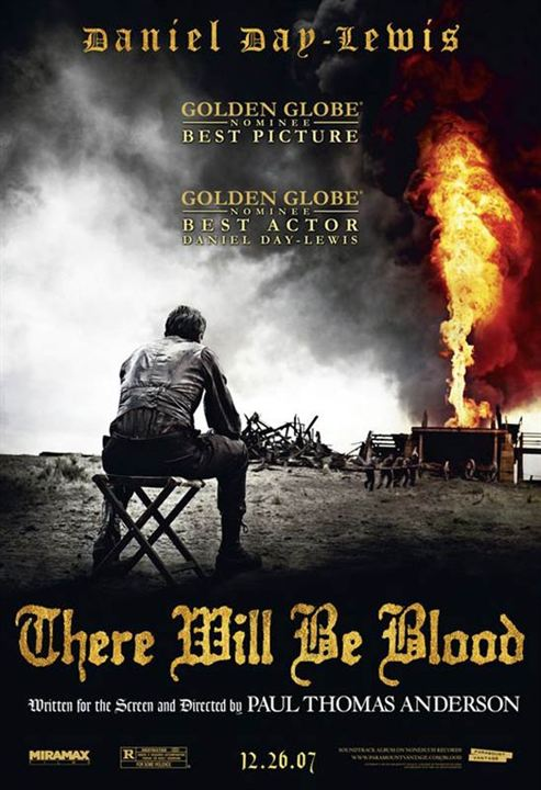 There Will Be Blood: Daniel Day-Lewis