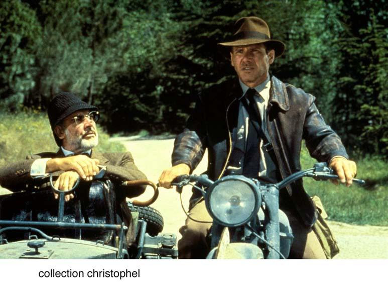 Indiana Jones und der letzte Kreuzzug: Harrison Ford, Sean Connery