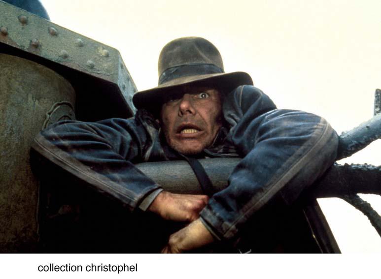 Indiana Jones und der letzte Kreuzzug: Harrison Ford