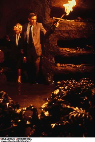 Indiana Jones und der letzte Kreuzzug: Harrison Ford, Alison Doody
