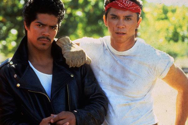 La Bamba: Luis Valdez, Lou Diamond Phillips