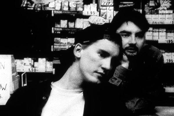 Clerks – Die Ladenhüter : Bild Brian O'Halloran, Jeff Anderson, Kevin Smith
