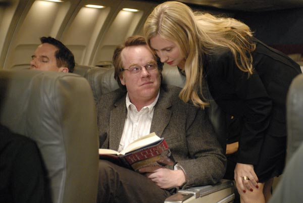 Synecdoche, New York: Hope Davis, Philip Seymour Hoffman