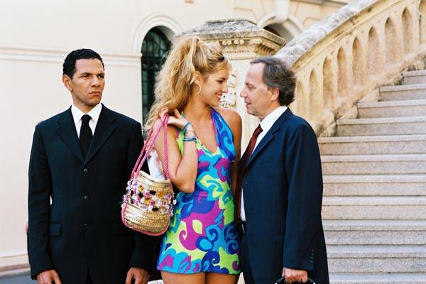 Das Mädchen aus Monaco : Bild Fabrice Luchini, Louise Bourgoin, Roschdy Zem