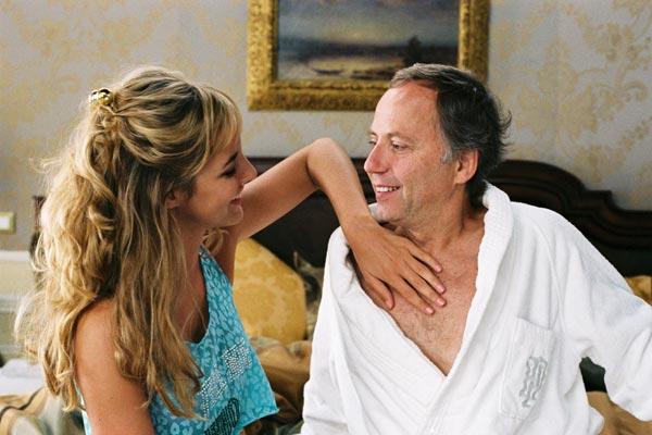 Das Mädchen aus Monaco: Louise Bourgoin, Fabrice Luchini