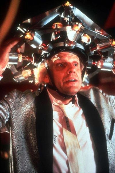 Zurück in die Zukunft II: Christopher Lloyd