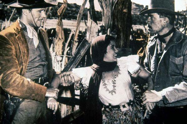 Mit der Waffe in der Hand : Bild Lee Marvin, Philip Carey, Raoul Walsh