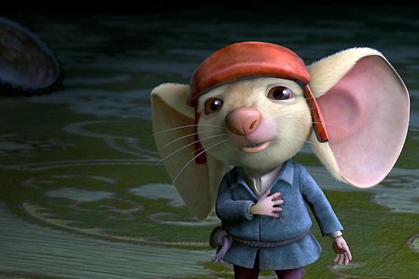 Despereaux - Der kleine Mäuseheld: Robert Stevenhagen, Sam Fell