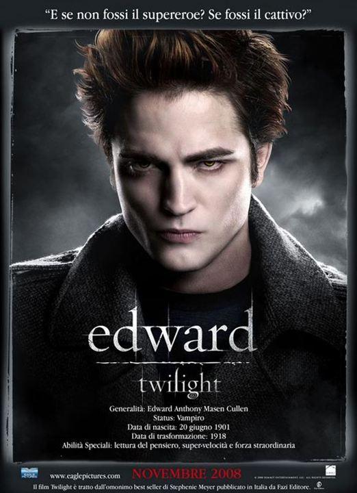 Twilight - Biss zum Morgengrauen : Kinoposter Catherine Hardwicke, Stephenie Meyer