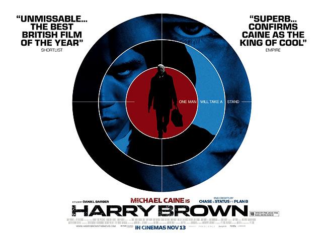 Harry Brown: Daniel Barber