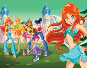 The Winx Club : Kinoposter