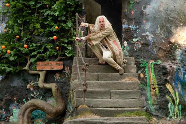 Harry Potter und die Heiligtümer des Todes - Teil 1 : Bild Jason Isaacs