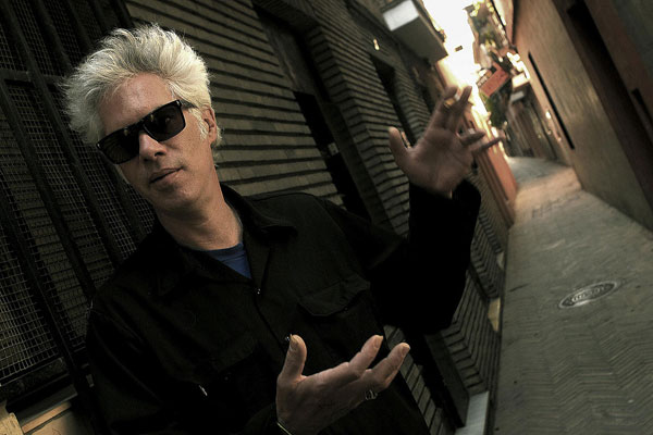 The Limits of Control : Bild Jim Jarmusch