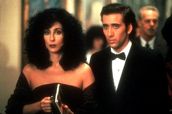 Mondsüchtig:  Cher, Nicolas Cage