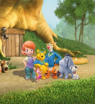 Disneys Meine Freunde Tigger und Puuh : Kinoposter