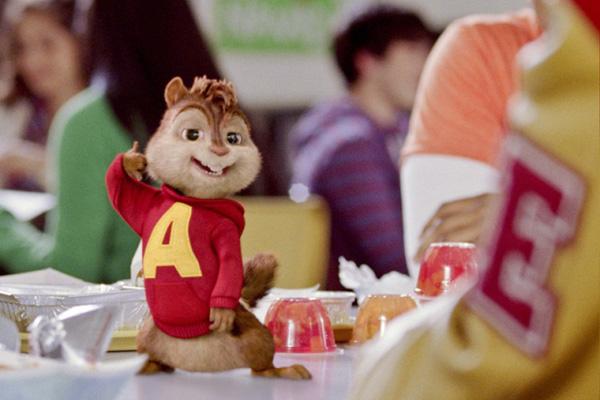 Alvin und die Chipmunks 2: Betty Thomas
