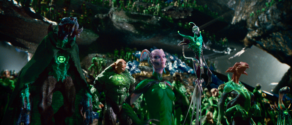 Green Lantern: Michael Clarke Duncan