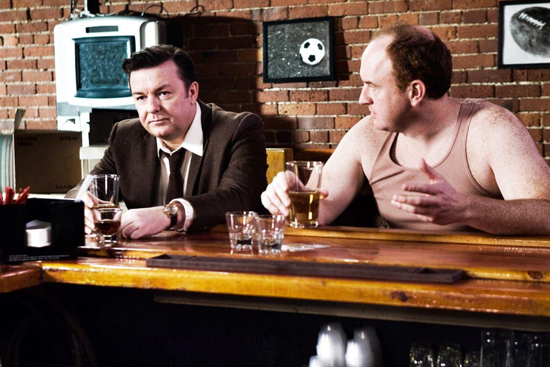 Lügen macht erfinderisch: Matthew Robinson (II), Ricky Gervais