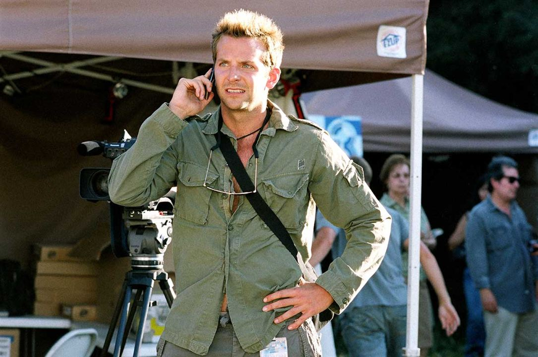 Verrückt nach Steve : Bild Bradley Cooper, Phil Traill