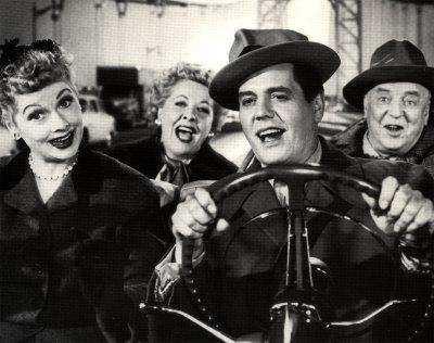 I Love Lucy : Bild Lucille Ball, William Frawley