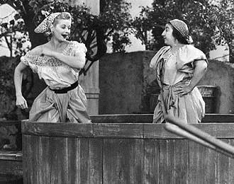 I Love Lucy : Bild Lucille Ball, Teresa Tirelli