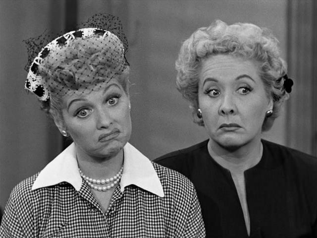 I Love Lucy : Bild Lucille Ball