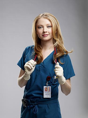 Miami Medical : Bild Elisabeth Harnois