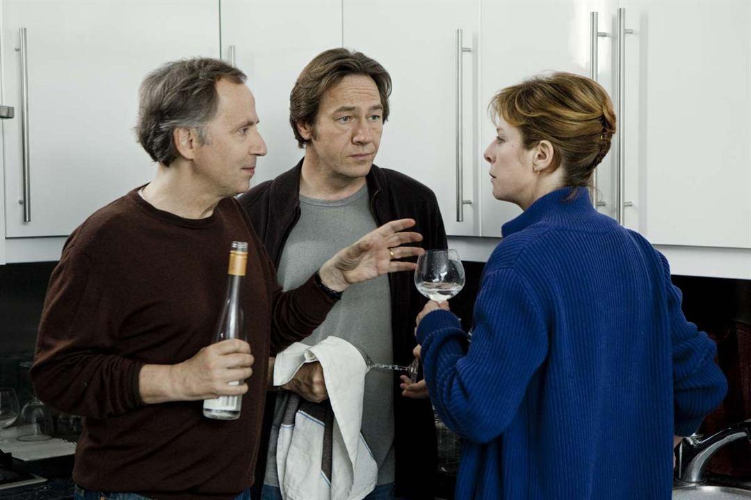 My Father's Guest : Bild Fabrice Luchini, Karin Viard, Olivier Rabourdin