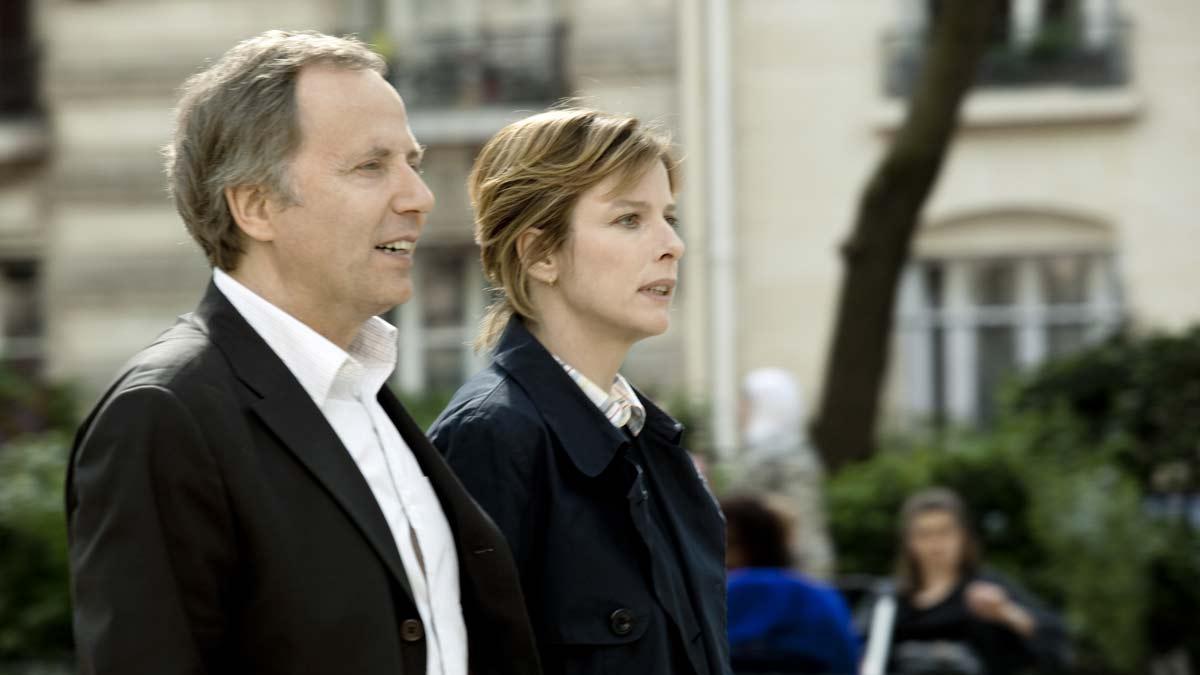 My Father's Guest : Bild Fabrice Luchini, Karin Viard