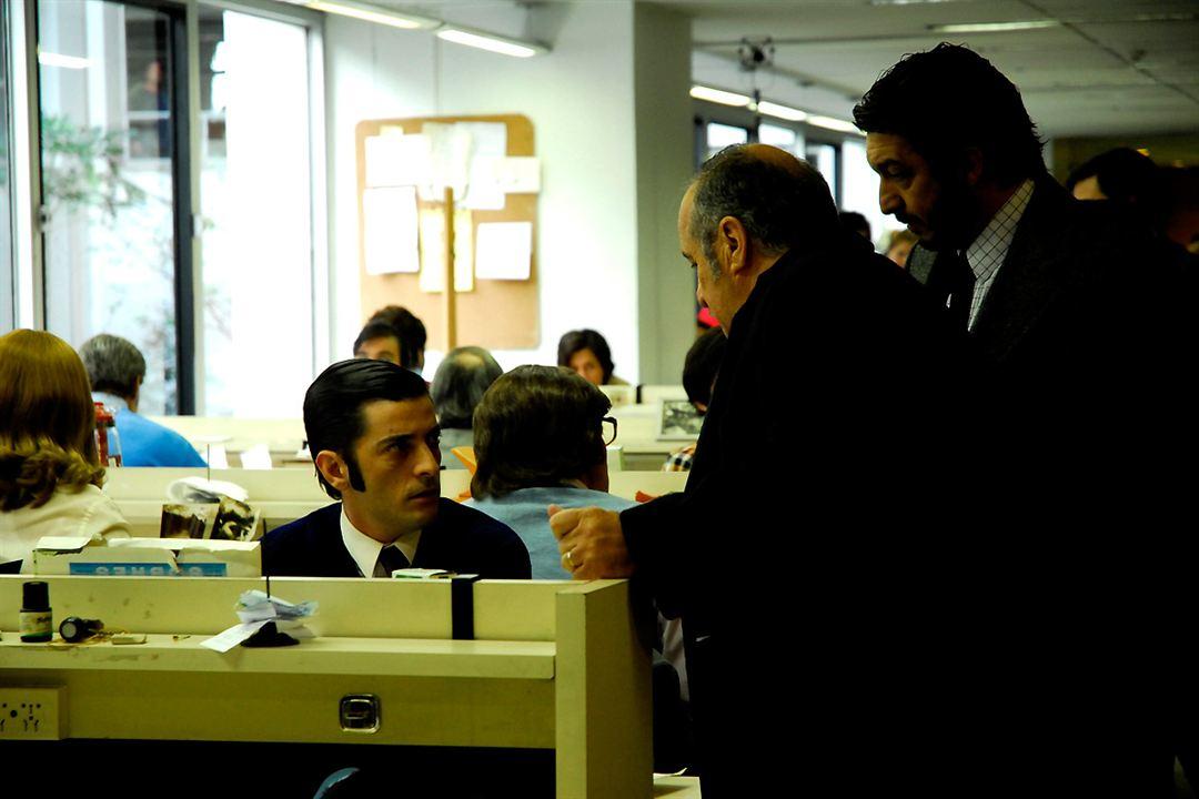 In ihren Augen : Bild Juan José Campanella, Pablo Rago, Ricardo Darín