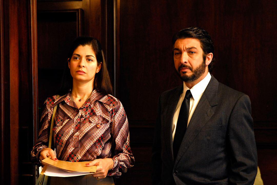 In ihren Augen: Ricardo Darín, Juan José Campanella, Soledad Villamil