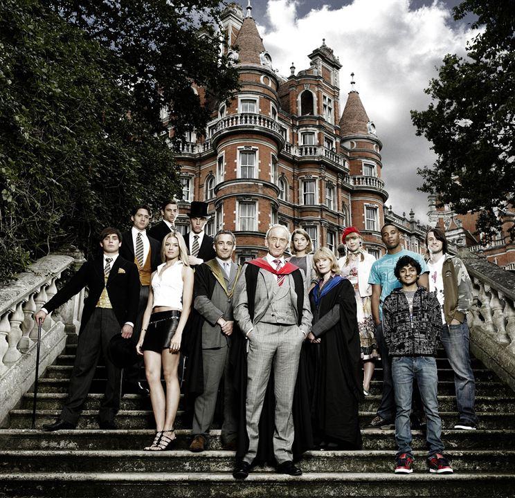 Bild Antonia Bernath, Arnab Chanda, Charles Dance, Christian Cooke, Claire Skinner