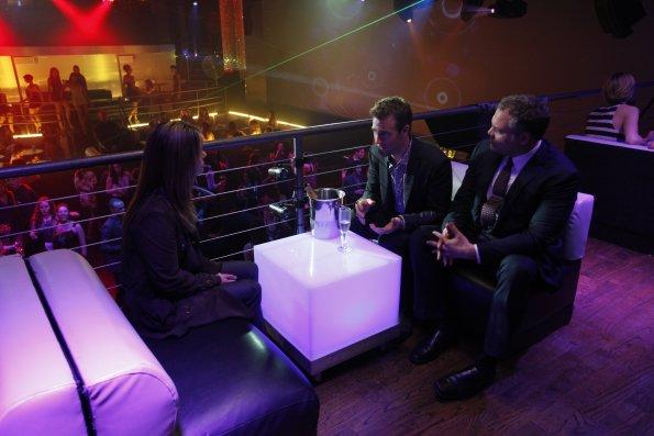 Bild James Van Der Beek, Kathryn Erbe, Vincent D'Onofrio