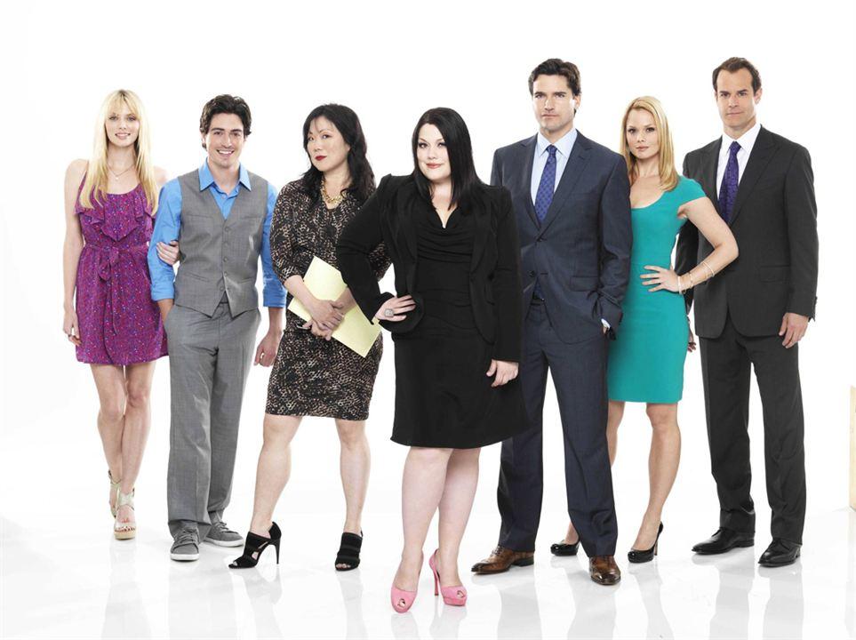 Bild April Bowlby, Ben Feldman, Brooke Elliott, Jackson Hurst, Josh Stamberg