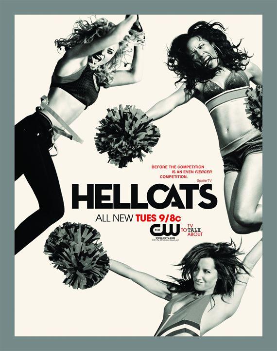 Hellcats : Bild Aly Michalka, Ashley Tisdale, Heather Hemmens