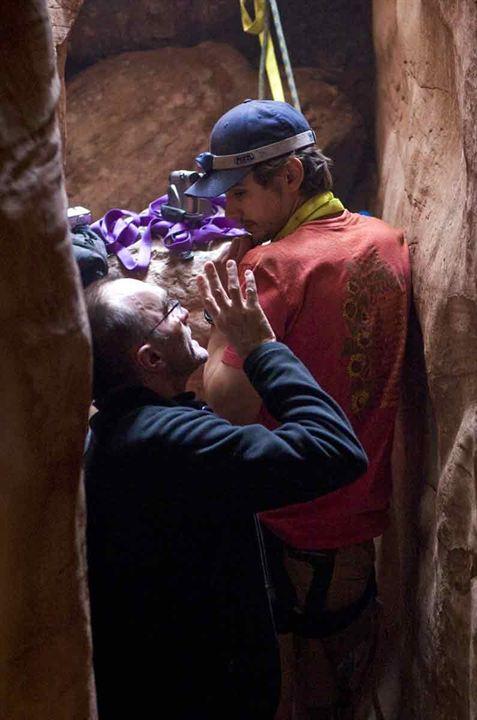 127 Hours: Danny Boyle, James Franco