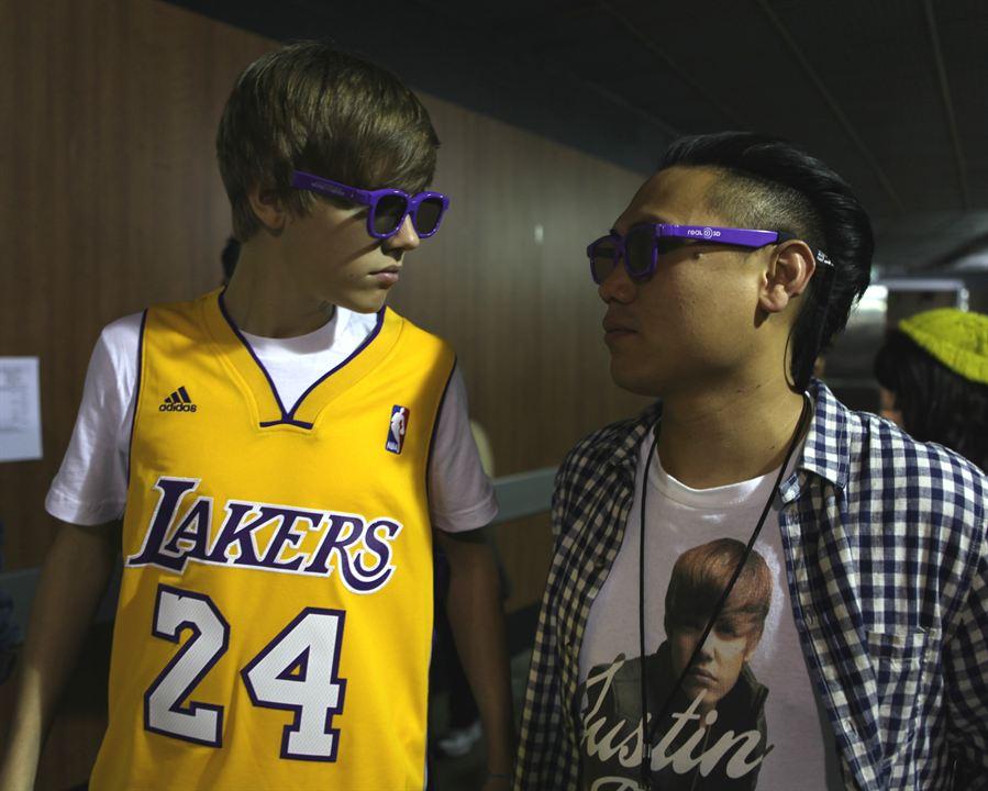 Justin Bieber 3D: Never Say Never : Bild Jon M. Chu, Justin Bieber