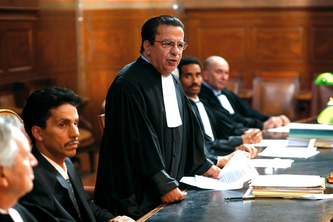 Omar - Ein Justizskandal : Bild Maurice Bénichou, Sami Bouajila