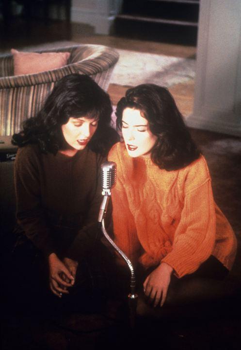 Twin Peaks : Bild Lara Flynn Boyle, Sheryl Lee