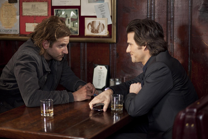 Ohne Limit : Bild Bradley Cooper, Johnny Whitworth