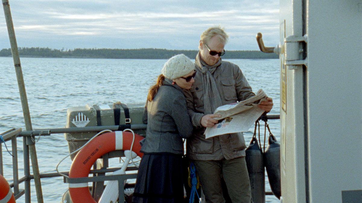 Out of Bounds: Frederikke Aspöck, Stephanie Leon, Carsten Bjørnlund