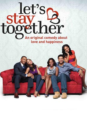 Let's Stay Together : Kinoposter